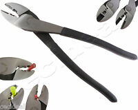 Heavy Duty Wire Crimping Tool Terminal Crimper Cutting Quick Cutter Pro Crimp