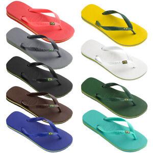 Havaianas-brasil-tira-dedo-flip-sandalia-Chanclas-Bano-Zapatos-para-bano-4000032