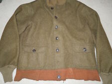 ORIGINAL 1930s Civilian Conservation Corps Wool Work Jacket Size 50 CCC