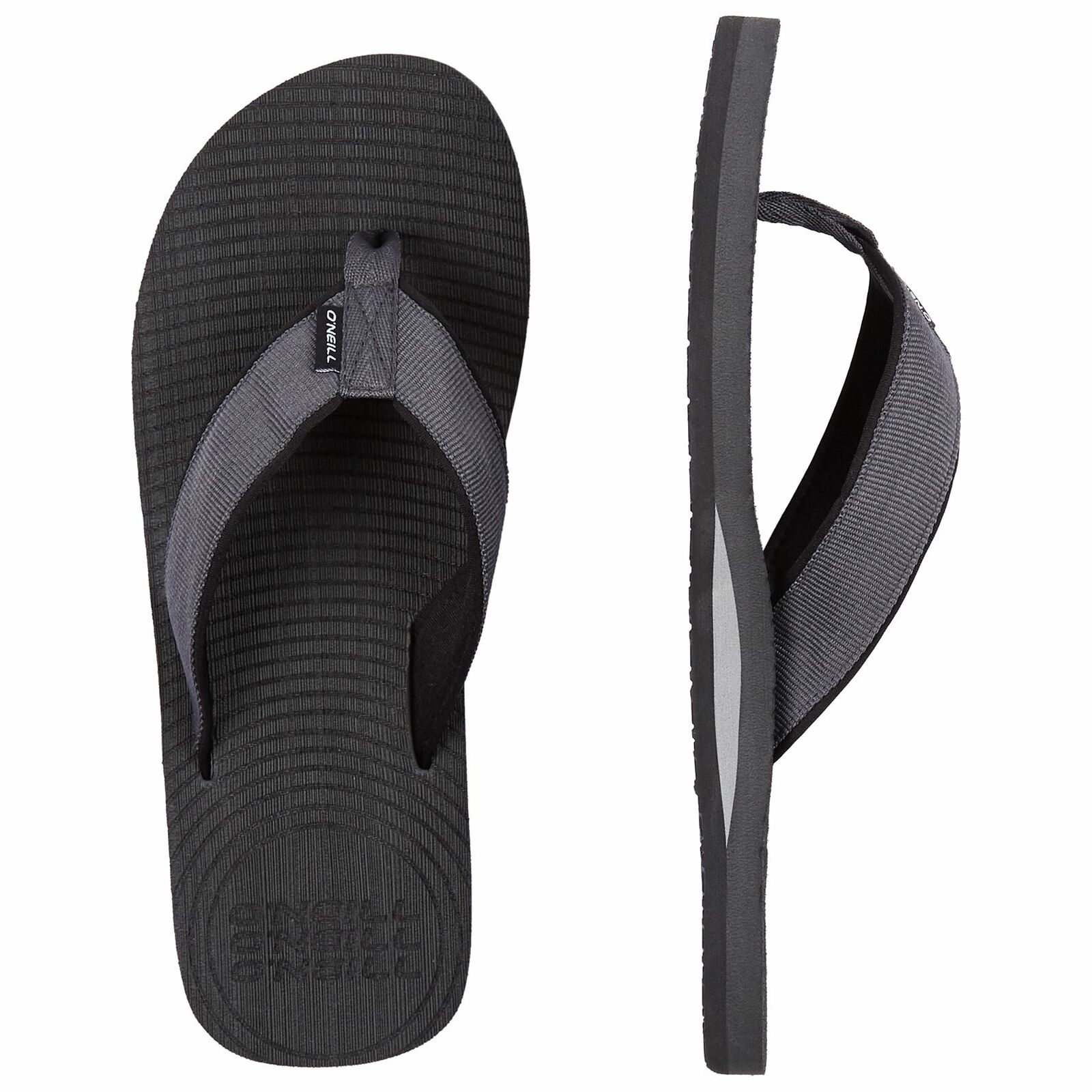 O'Neill Mens Sandals  Koosh Slide asphalt
