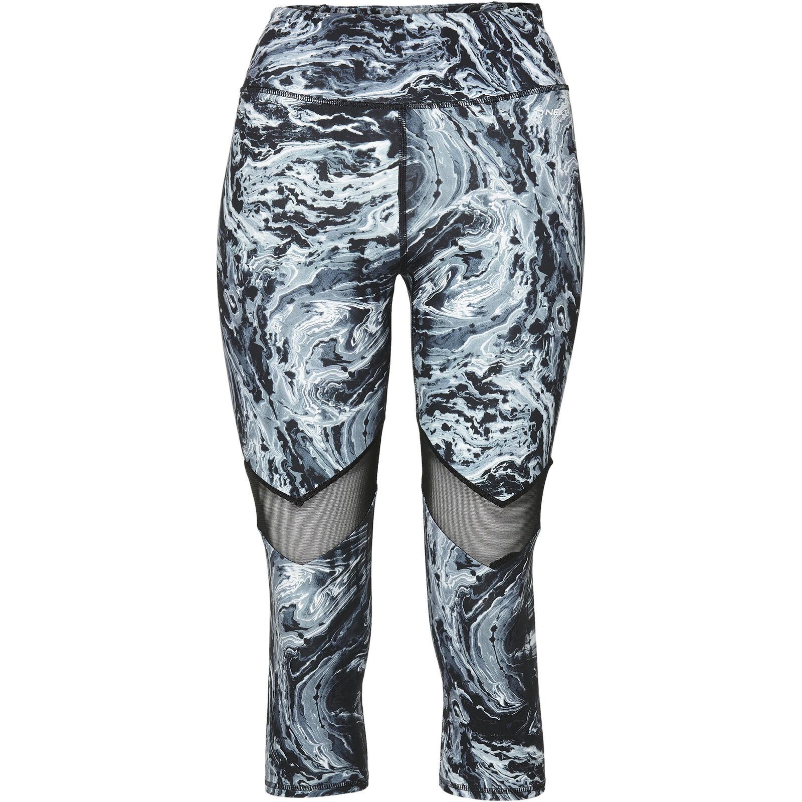 O'Neill Jambières Sport Pantalon à Courir Pw Imprimé Capri Legging noir