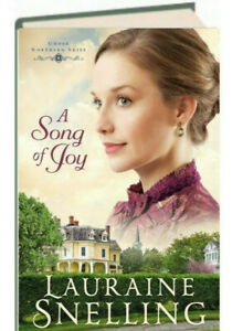 Under-Northern-Skies-Book-4-A-Song-Of-Joy-Lauraine-Snelling-Hardcover-New-w-rm