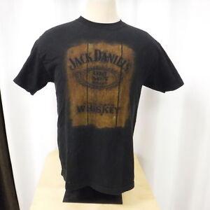 17bdd73ea Jack Daniels Old No 7 Brand Sour Mash Whiskey T Shirt Black Size L ...