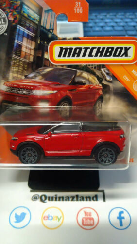 NP15 Matchbox 2014 range rover evoque   2020-021
