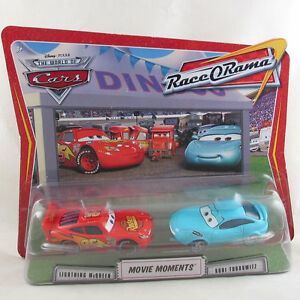 Disney Pixar Cars Lightning Mcqueen Kori Turbowitz Movie