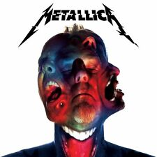 METALLICA HARDWIRED... TO SELF DESTRUCT DELUXE 3 CD EDITION NEW RELEASE 2016