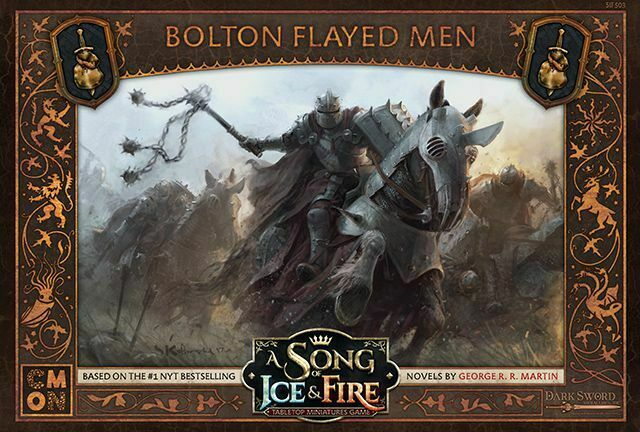 A Song Of Ice And Fuego Bolton Flayed Hombre (Inglés) Cool Mini Or Not
