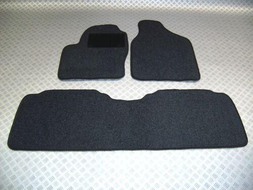 Auto Fußmatten für Seat Alhambra Baujahr 1996-2010  Passform 3-teilig
