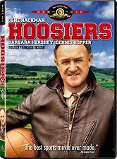 USED  DVD // HOOSIERS - Gene Hackman, Barbara Hershey, Dennis Hopper, S