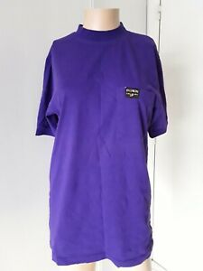 """TEE SHIRT VIOLET     """"  FASHION UP  """"                        TAILLE  34 / 36"""