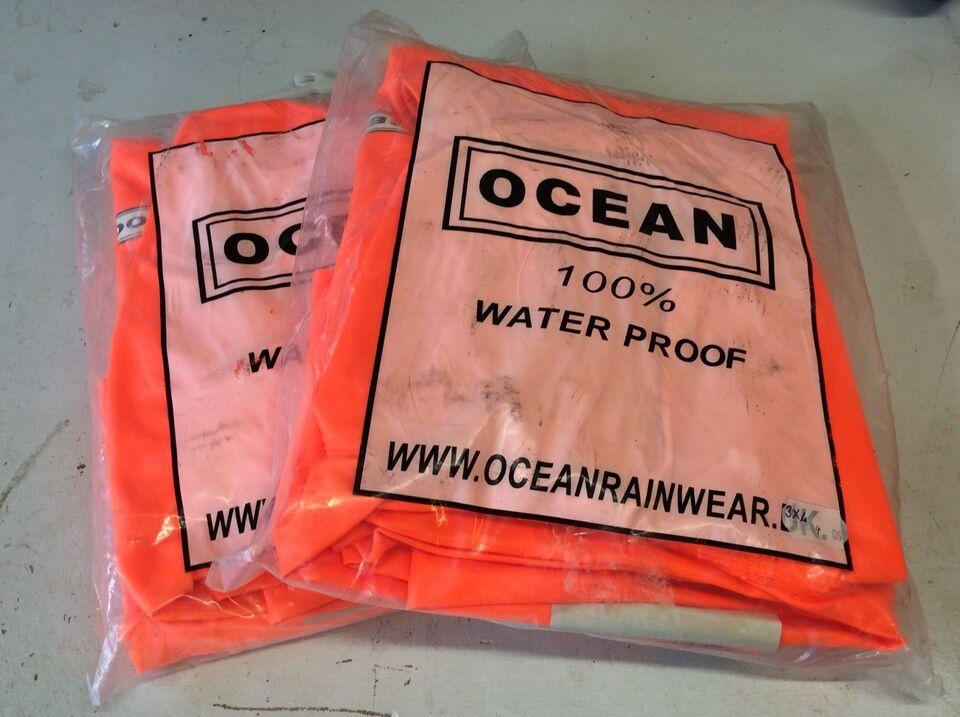 Ocean regnbusseronne