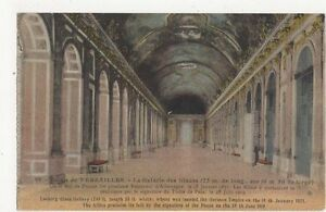 Versailles Galerie des Glaces Vintage Postcard France 058a - <span itemprop='availableAtOrFrom'>Aberystwyth, United Kingdom</span> - I always try to provide a first class service to you, the customer. If you are not satisfied in any way, please let me know and the item can be returned for a full refund. Most purcha - <span itemprop='availableAtOrFrom'>Aberystwyth, United Kingdom</span>