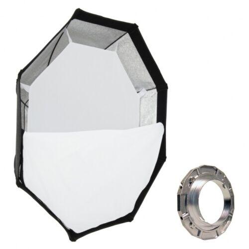 Mettle chocarán Octagon Softbox, Ø 95 cm para Elinchrom estudio fotográfico octobox