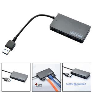 CY304-4-Ports-USB-3-0-5Gbps-Computer-USB-Splitter-Slim-High-Speed-USB-HUB-Kits