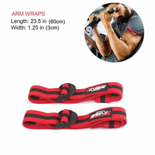 Training Bands Bodybuilding Weight Blood Flow Restriction Fitness Gym Equipments