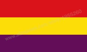 Spanish republic flag