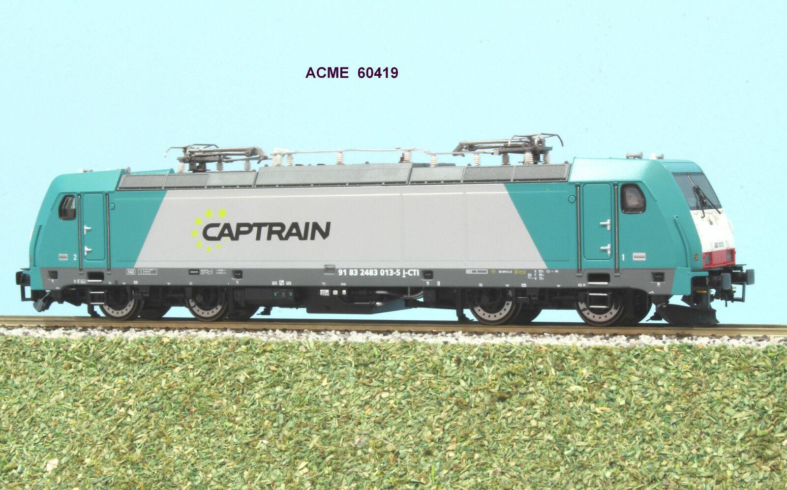 Acme 60419 60419 60419 y 483 - 013 capitán plata verde 2b1
