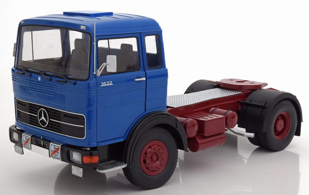 Road Kings Mercedes LPS 1632 1969 1 18