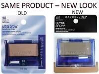 Maybelline Ultra-brow Powder 10 Light Brown Eyebrow Color Makeup 402 Look
