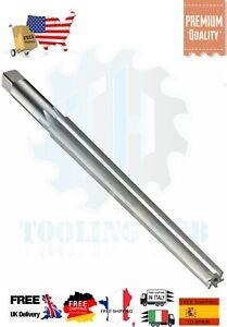 2mm HSS Taper Pin Straight Flute Hand Reamer