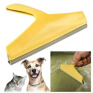 NUOVO-Animale-Domestico-Remover-Gomma-Lama-lavaggio-a-secco-cane-gatto-PULITORE-Magic-Lanugine