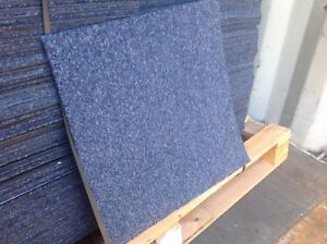 Details about 99p Carpet Tiles  Houses, Office, Ideal For Garages, Offices,  Sheds, Warehouse