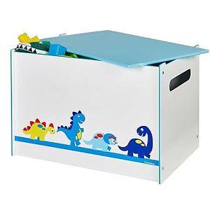 MDF-de-Dinosaures-Boite-a-jouet-enfants-stockage-jeux-livres-rangement-chambre