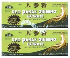 4 Bored Panax Ginseng Extract 12 Years Old Root 6000mg 10ml 30 Ct
