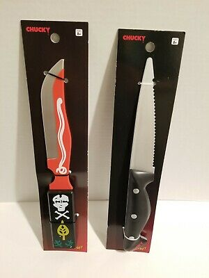 Halloween 2020 Knofe 2 CHUCKY Child's Play Knife Limited NEW 2020 Movie Prop Replica