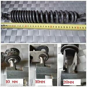 N-2-SUZUKI-ADDRESS-50CC-33CM-330MM-AMORTIGUADOR-TRASERO-REAR-SHOCK-ABSORBER