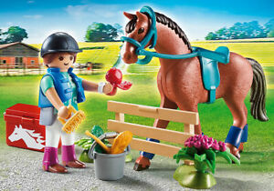 Playmobil Gift Set #70294 Horse Farm Gift Set- New Factory Sealed!