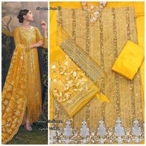 Salwar-Kameez-Bollywood-Suit-Indian-Pakistani-Designer-Dress-Party-Wear-Shalwar