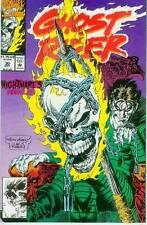 Ghost Rider (Vol. 2) # 30 (Andy & Joe Kubert) (USA, 1992)