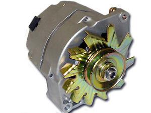 6 Volt 60 Amp Negative ground 1 wire Alternator | eBay