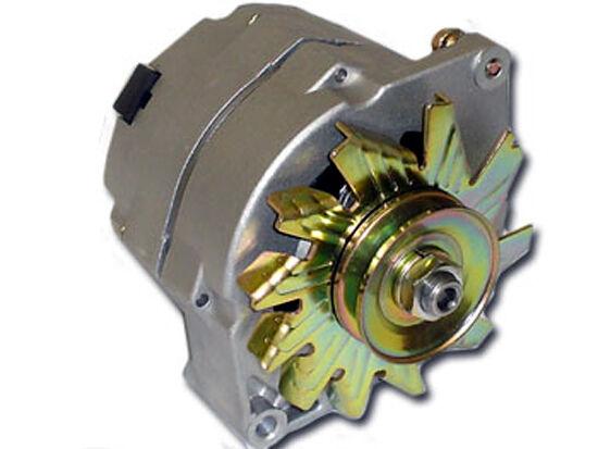 6 Volt 60 Amp Negative Ground 1 Wire Alternator