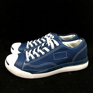 b5d707b6d688 Image is loading Converse-Jack-Purcell-Fragment-Modern-Navy-White-160157C