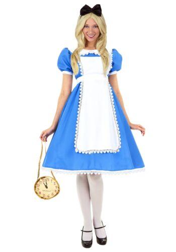 Plus Size Supreme Alice Costume