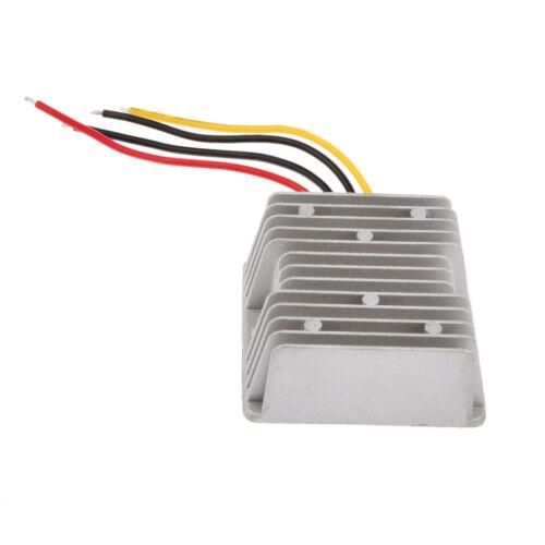 Car DC Converter 12V to 24V 10A 240W Step-Up Boost Power Supply Module Neu