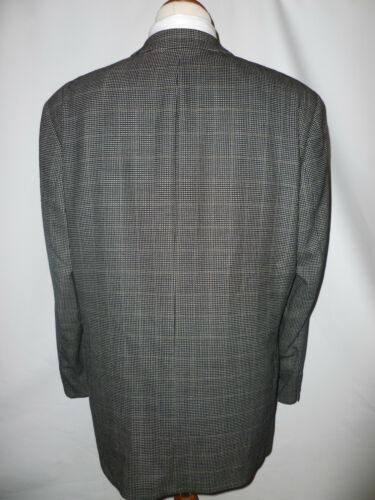 Jacket 46 Louis Size Wool Feraud Uk Pure wtzxaWvPCq