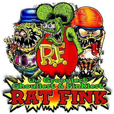 Rat Fink The Grooviest Ghouliest Finkiest Rat Big Daddy