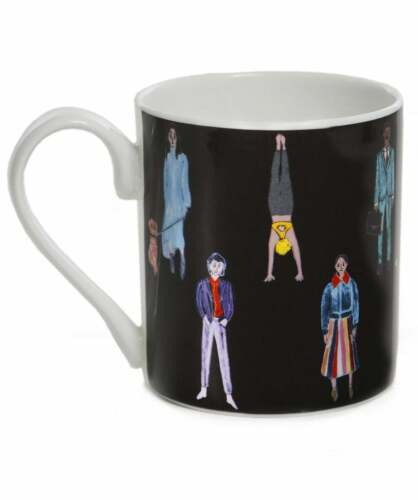 PAUL SMITH /'People/' MUG cup in Box