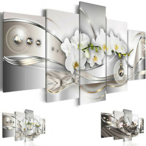 5-Panels-Unframed-Modern-Art-Painting-Picture-Room-Wall-Hanging-Hotels-Decor