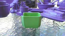 FIESTA SUGAR PACKET HOLDER CADDY chartreuse NEW 1st