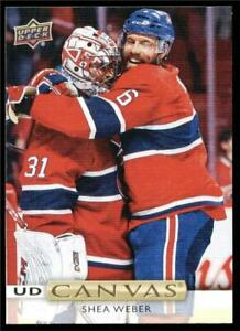 2019-20-Upper-Deck-UD-Canvas-C23-Shea-Weber-Montreal-Canadiens