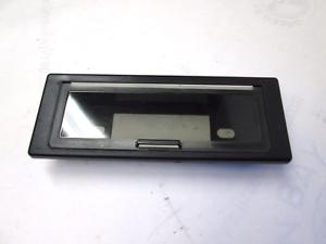 """6-8380 Boat Black Plastic Radio Stereo Splash Cover 9 1//4/"""" x 3 1//2/"""" Face"""