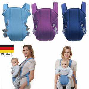 Ergonomische Babytrage Kindertrage Bauchtrage Rückentrage Newborn Baby Carrier