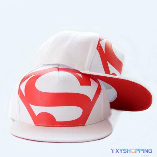 Superman Herren Damen Basecap Mütze Baseball Cap Kappe Hip-Hop Hüte Hut Trucker