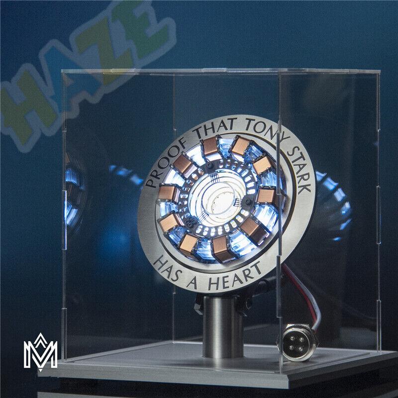 Iron uomo mk1 tony estrellak arco reattore scatola collettore di versione remota