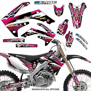 2004 2005 2006 2007 2008 2009 2010 CRF 80 100 GRAPHICS CRF80 CRF100 DECO DECALS