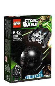 LEGO-Star-Wars-75008-TIE-Bomber-Pilot-Asteroid-Field-Planet-Kugel-Series-3